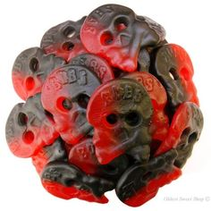 bing images of gemstone skulls | Found on oldestsweetshop.co.uk