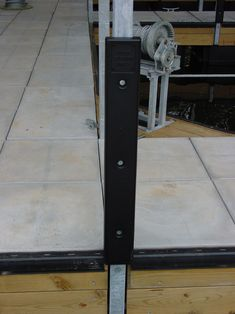 """KR30 3Ft. Post Bumper with 3"""" Slot Dock Bumpers, Blow Molding, Slot, Cabin, Cabins, Cottage, Wooden Houses"""