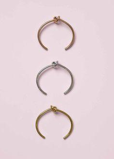 Céline bracelets Knots