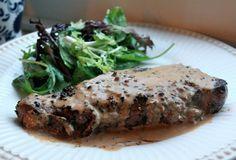 Steak au Poivre (Peppered Steak) – A Luxury Mid-Week Meal in 15 Minutes
