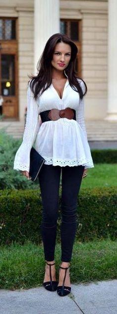 Quer usar cupom de descontos ? comente em qual loja deseja comprar!!   Encontre peças para completar seu look  http://imaginariodamulher.com.br/look/?go=1ZFw4XC