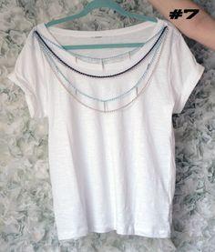 Desafio DIY - 30 camisetas em 30 dias 1