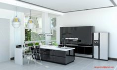 sketchup texture sketchup model vray kitchen kitchen design cad sketchup interior design cad