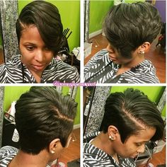 STYLIST FEATURE| Gorgeous #pixiecut✂️ done by #RochesterNY stylist @Ksangbeautybar❤️ Classic #VoiceOfHair ========================= Go to VoiceOfHair.com ========================= Find hairstyles and hair tips! =========================