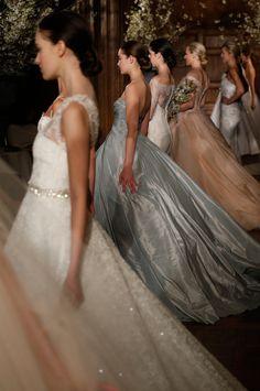 Dancing princesses.