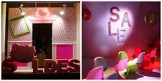 Instalace, polepy, neotřelá řešení. Slevy. Neon Signs, Blog, Blogging