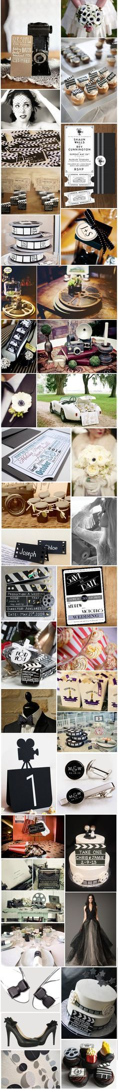 movie ticket stub wedding invitation%0A Personalised Cinema Marquee Sign Print   Print     Signs and Marquee sign
