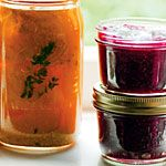 Easy homemade jams & preserves