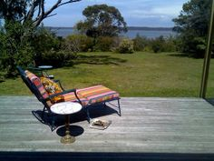 Serendip at Culburra, a Culburra Beach House Outdoor Chairs, Outdoor Furniture, Outdoor Decor, Beachfront Property, My Town, Beach House, Australia, Spaces, Holiday