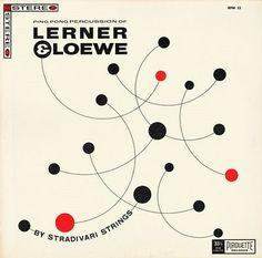Lerner Loewe: No designer credit given, but I love anything that references Alexander Calder.
