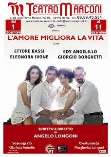 Claudia Grohovaz: L'amore migliora la vita - dal 1 dicembre al Teatr...
