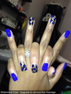 """Essie """"Butler Please"""" with gold glitter and leopard print! #Polished Nail & Skin Care Boutique, Catonsville, MD"""