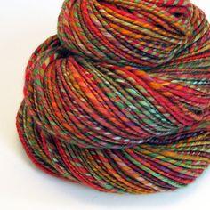 I can feel myself casting on this merino/cashmere/silk yarn. yum.