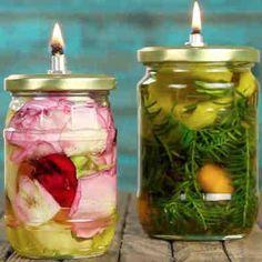 LUZ&AROMA #aroma #vela #DIY