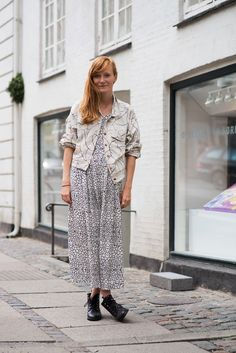 Stine Goya — The Locals – Street Style from Copenhagen and elsewhere