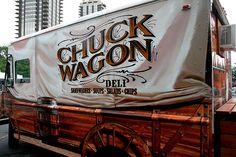 Chuck Wagon Deli Food Truck in Indianapolis