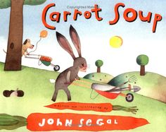 Carrot Soup by John Segal #mystery