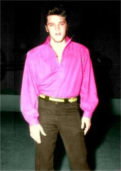 Rare Photos Of Elvis Presley