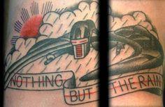 battlestar galactica tattoo - This is beautiful.