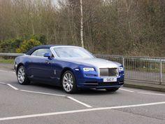 Rolls Royce Dawn | MadWhips