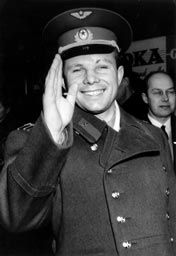 Cosmonaut Yuri Gagarin: 108 Minutes that Changed the World.  51 years ago on April 12, 1961, Cosmonaut Yuri Gagarin made history as the first human in space.