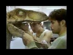 The Making of Velociraptors (Jurassic Park - Behind The Scenes)