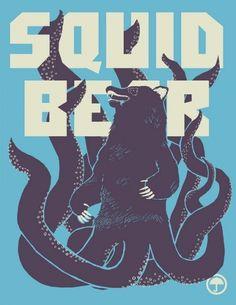 SquidBear.