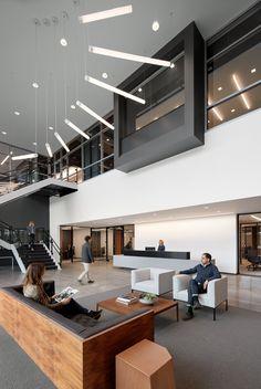 FENNIEMEHL Architects Office Interiors ForeScout San