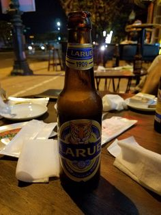 Danang local beer along from Novotel. A bit like Tiger. Great in hot weather. 4.2