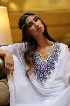 Yara Yosif Bridal Eid Adha Henna Kaftan caftan Dubai abaya hijabi plus size maxi dress
