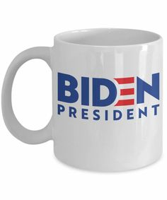 Biden President mug | Joe Biden coffee mug | Vote for joe mug | Democratic mug | Joe biden cup | Biden coffee cup | white coffee mug 11 oz