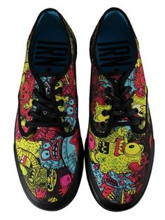 Iron Fist Monsters Ball Trainers
