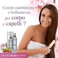 OLIO DI MANDORLE DOLCI - Dr. Giorgini. Un olio puro al 100%, ottenuto dalla spremitura a freddo dei semi. L'ideale per nutrire e rendere morbidi i capelli e la pelle e per contrastare le smagliature. http://www.drgiorgini.it/index.php/a1-seromandol125-drg-olio-di-mandorle-dolci-125-ml