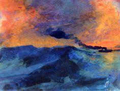 Arte !: expresionismo alemán: Emil Nolde