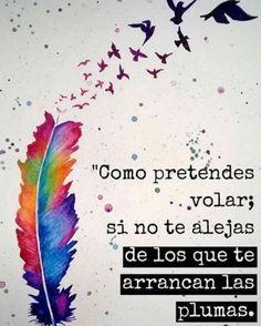 ¿Volamos? ;) #frases