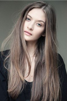 Soft hair, love the colour!