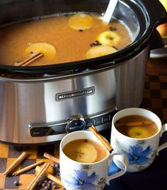 This delightful hot drink recipe for Old Fashioned Holiday Wassail is one of the best around. This homemade wassail recipe is perfect for the slow cooker, because you can prepare old fashioned wassail for large holiday party.