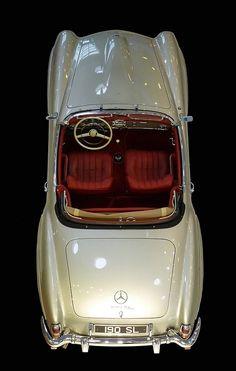 Mercedes-Benz 190 SL. For all your Mercedes Benz 190 SL restoration needs please visit us http://www.bruceadams190sl.com/