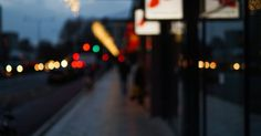 Free stock photo of blur, colors, effect, street