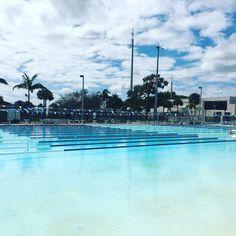 Levántate y entrena hay una piscina esperándote!!! #DreamPool #Miami