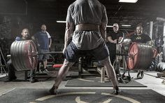 A Guide To Powerlifting For  Unconventional Trainers