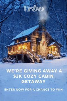 Log Cabin Designs, Getaway Cabins, Beautiful Places To Travel, Cozy Cabin, Cabins In The Woods, Rustic Chic, Quality Time, Treehouses, House Exteriors