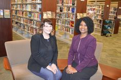 We are pleased to welcome Ms. Teresa Totten as our new assistant library director. Congratulations Stacy!#ConyersRockdaleLibrary