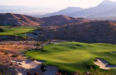 Stone Eagle Golf Club.  Course designed by Tom Doak.  Amazing golf; unreal tacos!