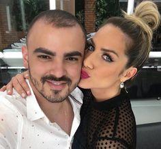 Apaixonada pelo trabalho do @lucasvieirabr! Ele arrasaaa com as celebridades, arrasa nas produções de noivas e atende em São Paulo e Rio de Janeiro! 😍