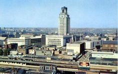 A view of Camden City Hall in 1961.