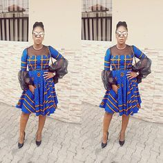 We would love to convince you further with words but in truth that would be a waste of time because we can simply inspire you with some Ankara aso ebi