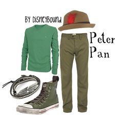 """Peter Pan"" by lalakay on Polyvore"