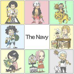ちびっこ海軍