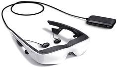 Cinemizer wideookulary OLED 3D do podróży www.4visio.eu